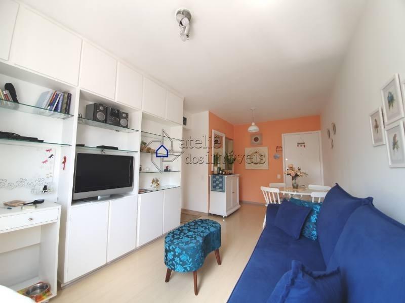 flat a venda no jardim paulista, 1 suíte, 1 vaga, 54 m² - fl0034ati