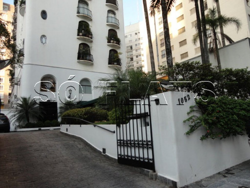 flat a venda no jardim paulista - sf8025