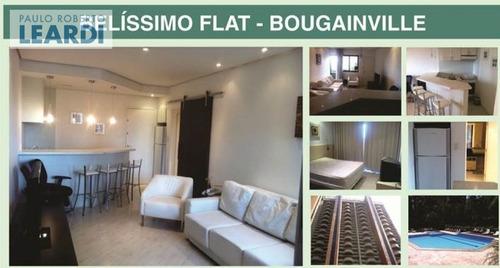 flat alphaville industrial - barueri - ref: 425835
