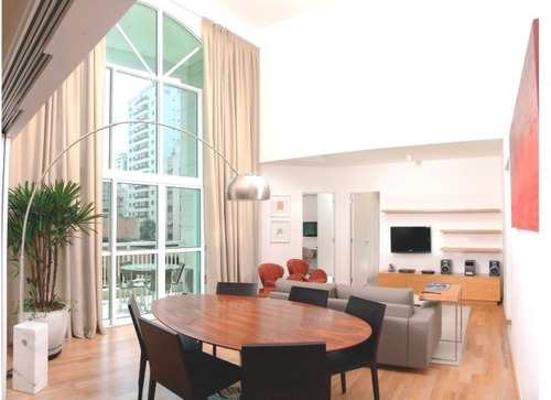 flat alto padrão no jardins com 4 dormitórios sendo 3 suítes, 3 vagas de garagem 209m² - sf23720