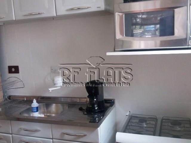 flat ambassador para locação na vila nova conceição - ref7058