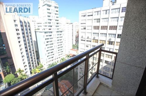 flat apart hotel jardim paulista  - são paulo - ref: 509141