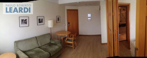 flat apart hotel vila clementino - são paulo - ref: 16592