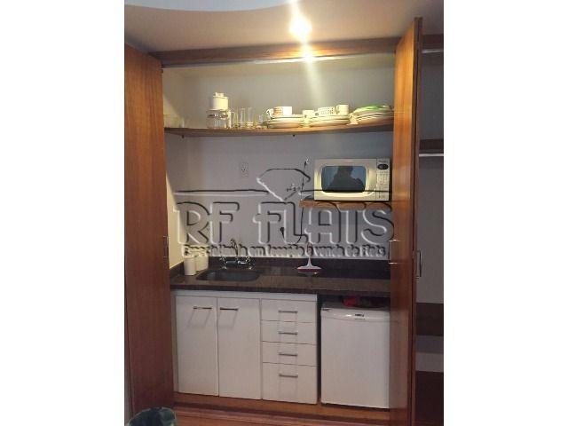 flat brooklin riverside para locação e venda