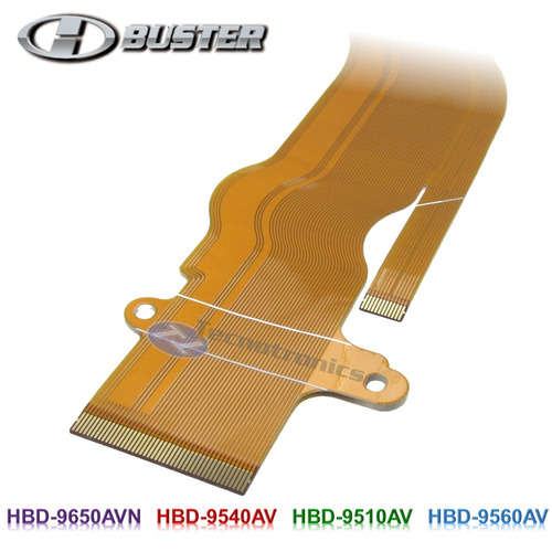 flat cable dvd h buster hbd 9540 9650 9510 9560 hbuster