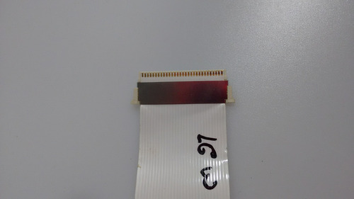 flat cable lvds - monitor lg modelo w1752p-fp original
