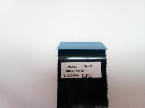 flat cabo  para tv samsung un32fh4205g original bn96-13227z