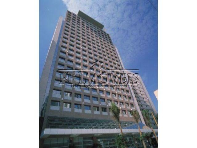 flat central towers para locação bela vista