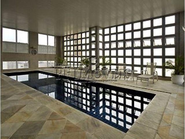 flat central towers para locação e venda bela vista