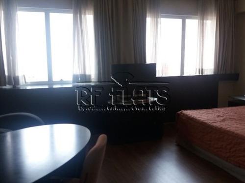 flat central towers para locação e venda na bela vista