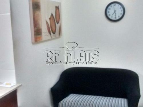 flat champ's elysee's para locação no centro - fla5453