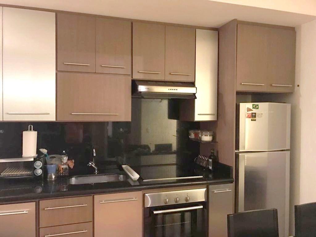 flat com 01 dormitório de alto padrão no itaim bibi - sf24946