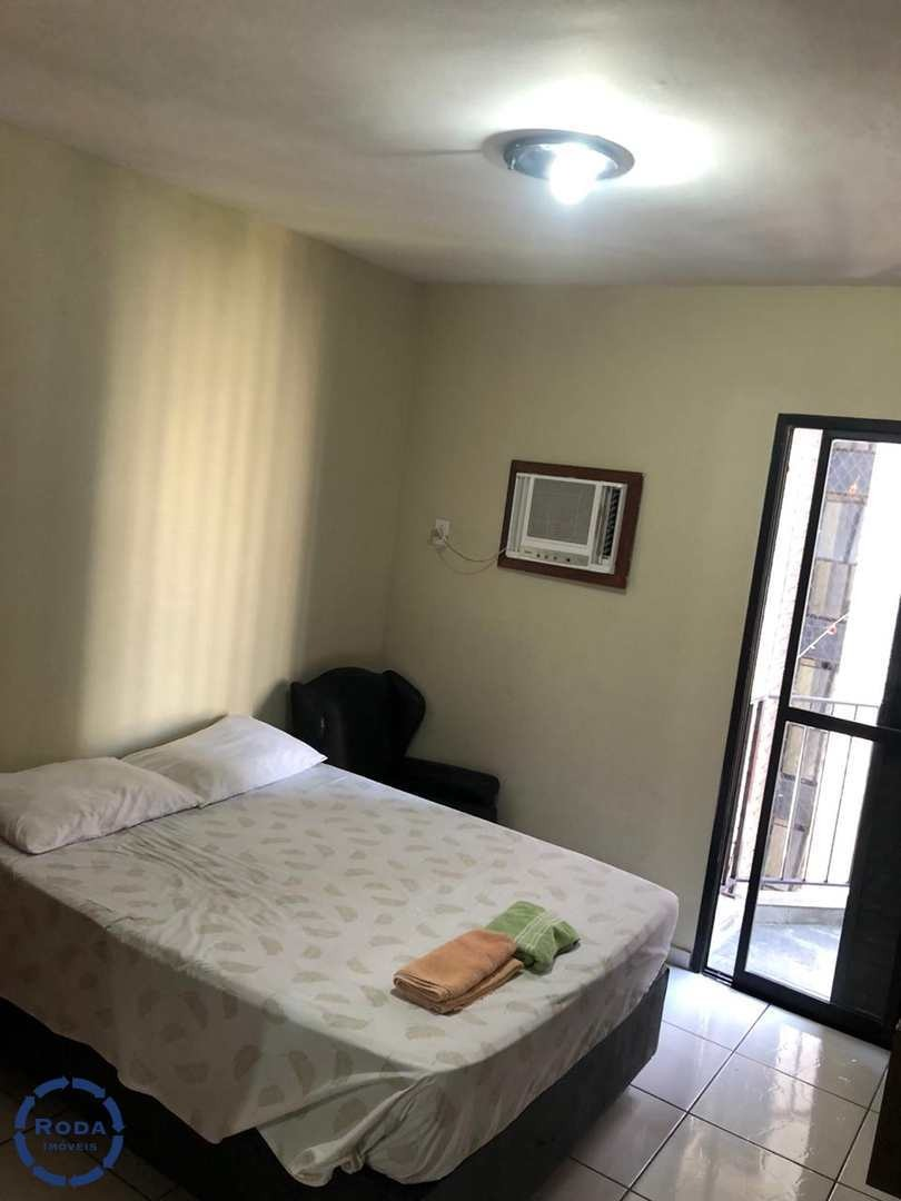 flat com 1 dorm, centro, são vicente - r$ 130 mil, cod: 15693 - a15693