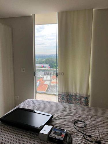 flat com 1 dorm, vila augusta, guarulhos, cod: 3778 - a3778