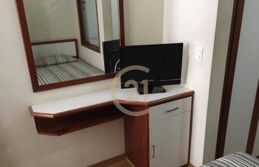 flat com 1 dormitório para alugar, 28 m² por r$ 3.400,00 - cerqueira césar - são paulo/sp - fl0275