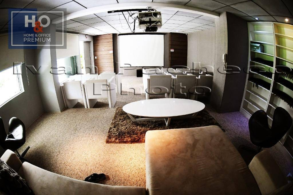 flat com 1 dormitório para alugar, 33 m² - panamby - são paulo/sp - fl0014