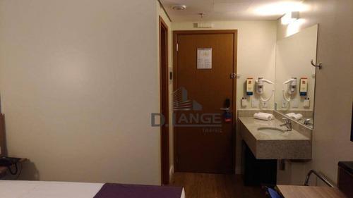 flat com 1 dormitório à venda, 22 m² por r$ 285.000,00 - cambuí - campinas/sp - fl0045