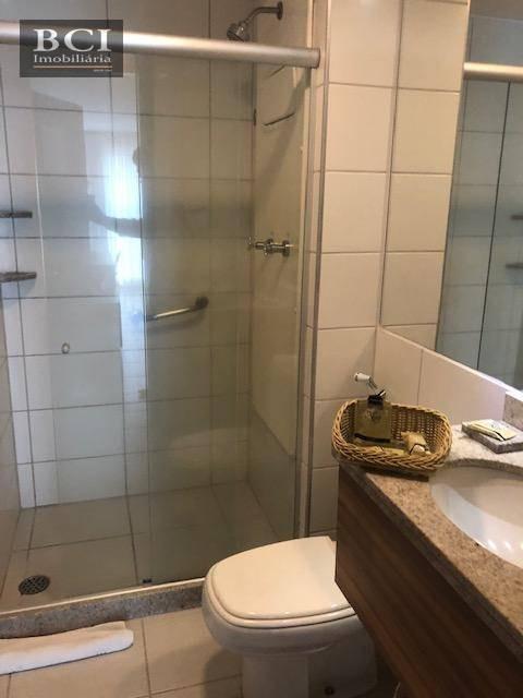 flat com 1 dormitório à venda, 31 m² por r$ 330.000 - boa viagem - recife/pe - fl0023
