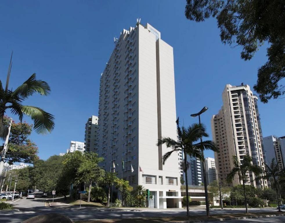 flat com 1 dormitório à venda, 35 m² por r$ 290.000 - alphaville industrial - barueri/sp - fl0008