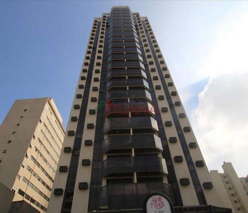 flat com 1 dormitório à venda, 36 m² por r$ 330.000 - jardim paulista - são paulo/sp - fl0005