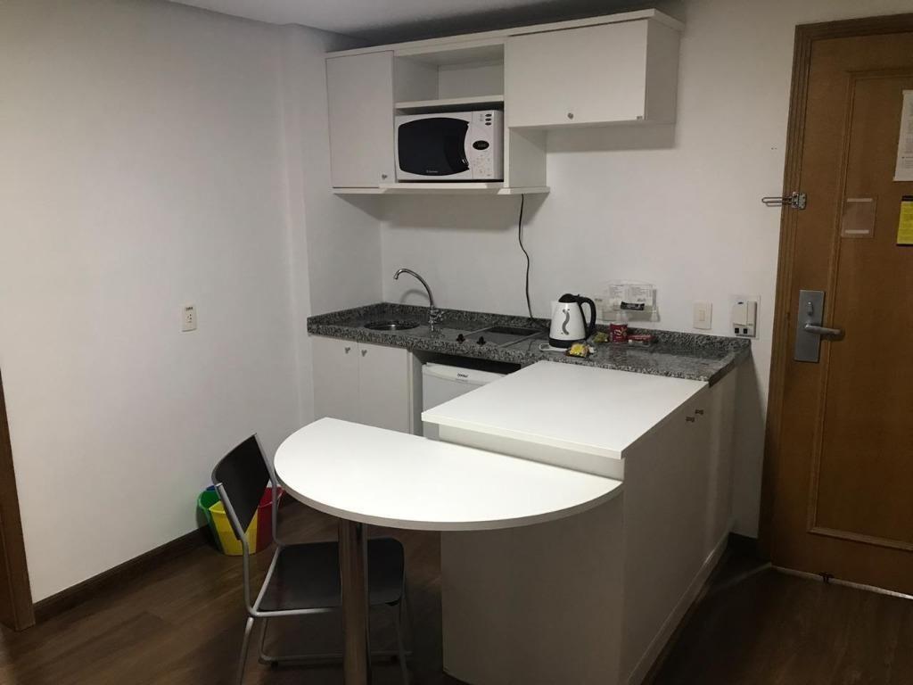 flat com 1 dormitório à venda, 39 m² por r$ 200.000 - centro - são bernardo do campo/sp - fl0129