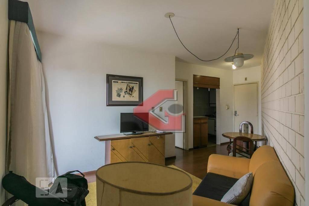 flat com 1 dormitório à venda, 39 m² por r$ 230.000,00 - jardim do mar - são bernardo do campo/sp - fl0005