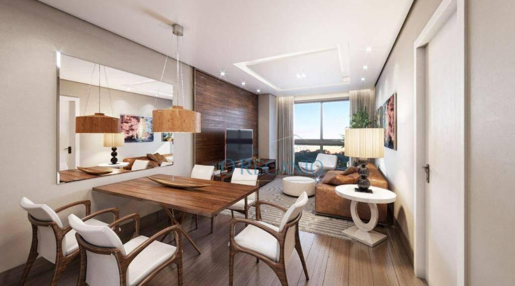 flat com 1 dormitório à venda, 39 m² por r$ 727.573 - centro - gramado/rs - fl0021