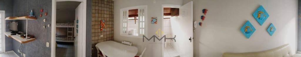 flat com 1 dormitório à venda, 40 m² - juquehy - são sebastião/sp - fl0008