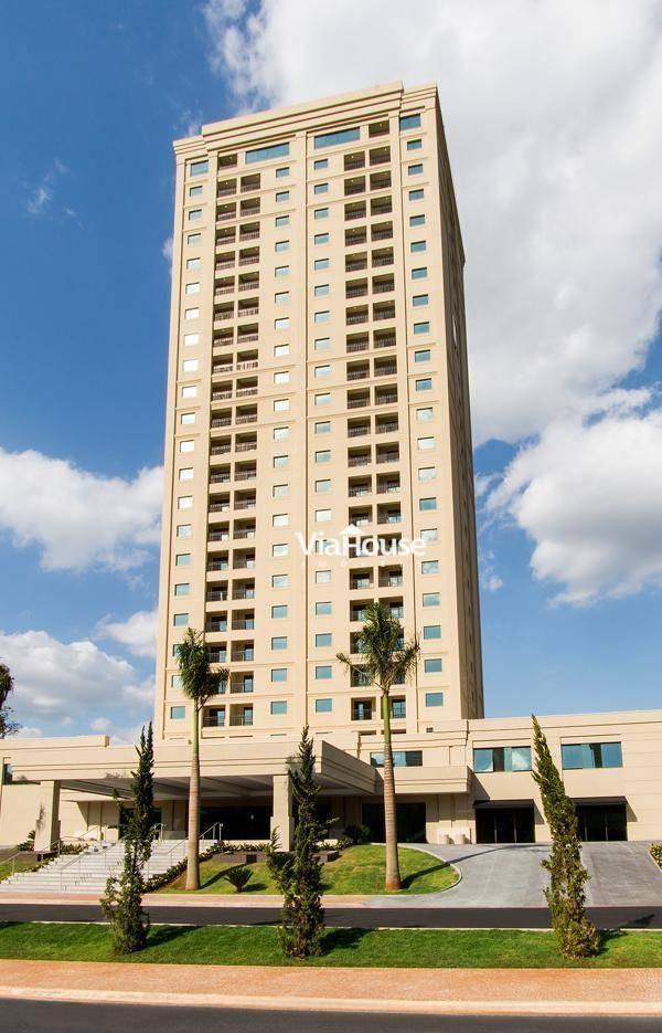 flat com 1 dormitório à venda, 45 m² por r$ 270.000 - ribeirânia - ribeirão preto/sp - fl0004