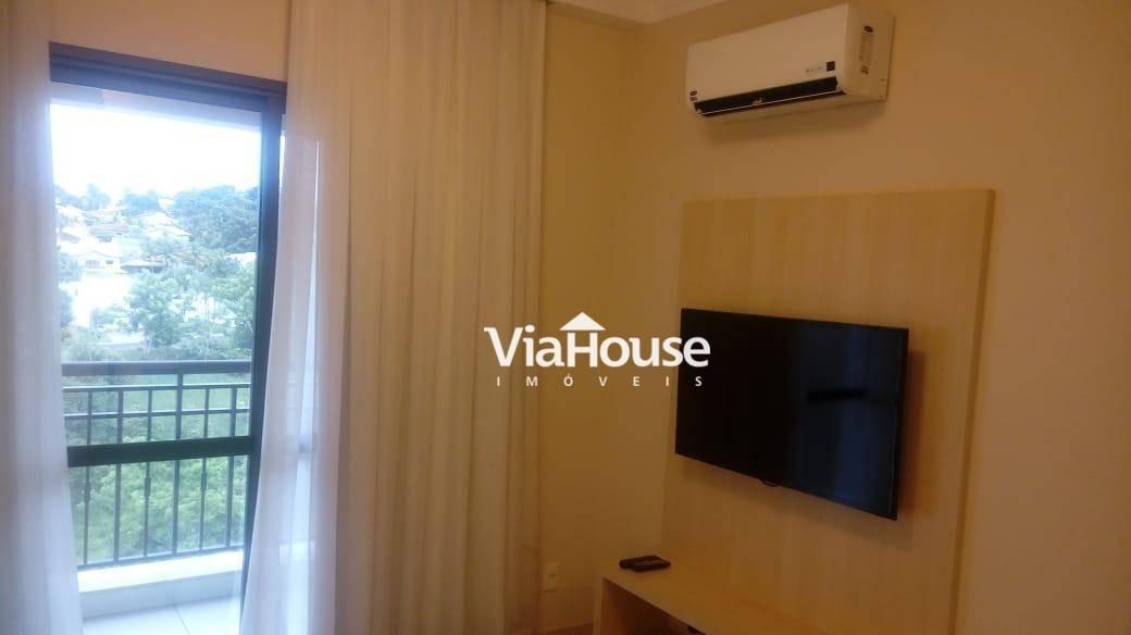 flat com 1 dormitório à venda, 45 m² por r$ 270.000 - ribeirânia - ribeirão preto/sp - fl0006