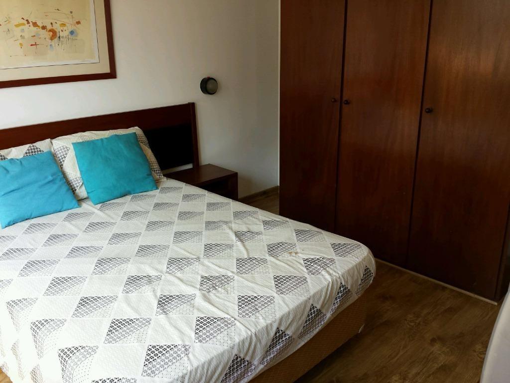flat com 1 dormitório à venda, 52 m² por r$ 210.000,00 - centro - são bernardo do campo/sp - fl0005