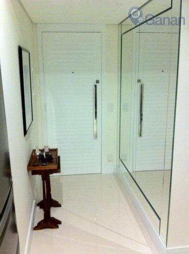 flat com 2 dormitórios à venda, 60 m² por r$ 990.000 - vila nova conceição - são paulo/sp - fl0053