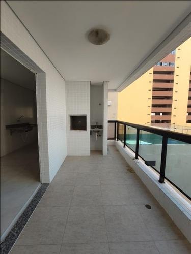 flat com 2 dormitórios à venda, 70 m² por r$ 375.000 - praia das pitangueiras - guarujá/sp - fl0038