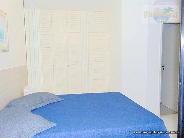 flat com 2 dormitórios à venda e locação anual, 75 m² - pitangueiras - guarujá/sp - fl0088