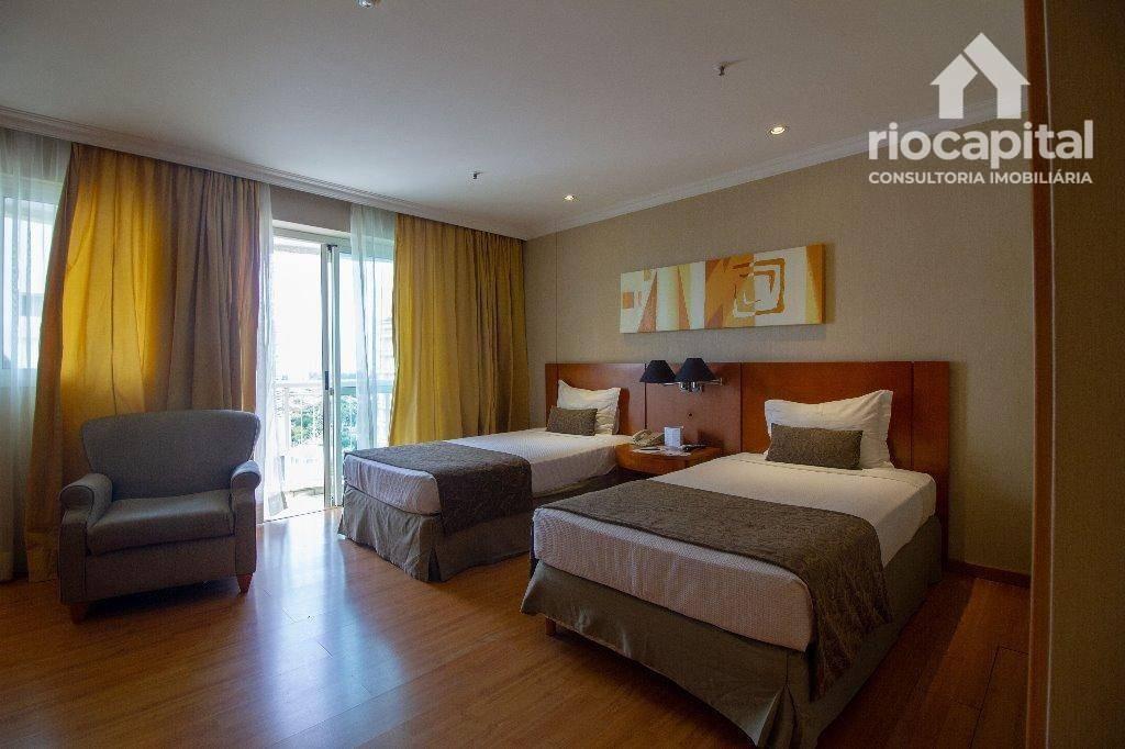 flat com 2 quartos à venda, 74 m² por r$ 285.000 - barra da tijuca - rio de janeiro/rj - fl0005