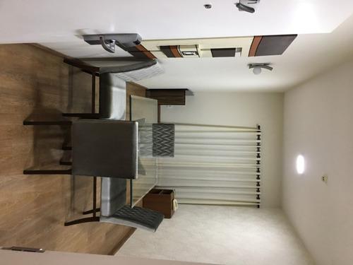 flat com 37 m2   com serviço de hotel