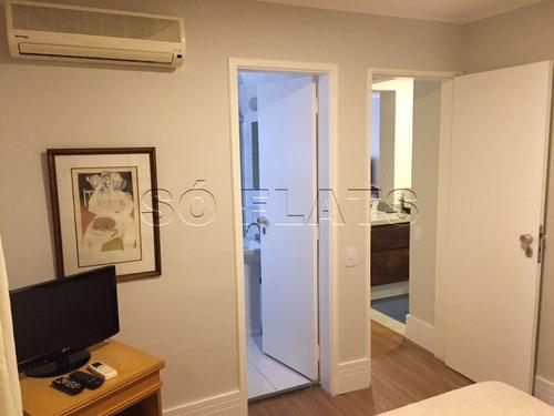 flat com excelente localização no jardins junção - sf26441