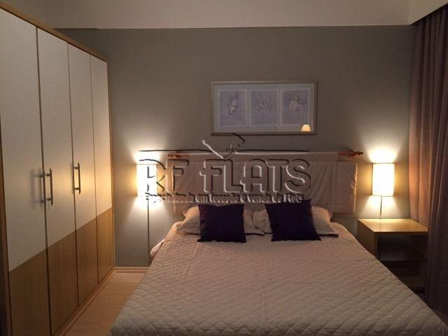 flat comfort alphaville para locação - ref6991