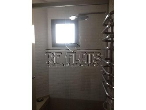 flat contemporaneo para locação na vila nova conceição - fla3663