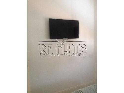 flat contemporaneo para locação na vila nova conceição  referencia do anuncio fla3640