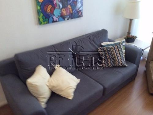 flat contemporaneo para locação na vila nova conceição  referencia do anuncio fla3658