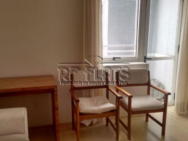 flat crillon plaza para locação e venda no jardins - ref57