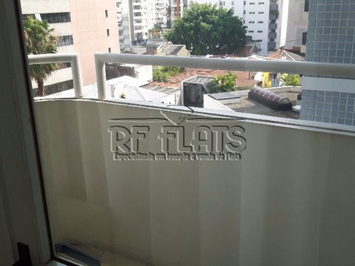 flat crillon plaza para locação no jardins - ref6345