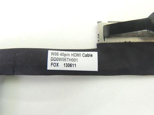 flat da tela dd0w05th001 ultrabook hp split 13x2pc usado