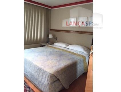 flat de 38m² com 1 dorm no radisson vila olímpia, em sp. - fl0004