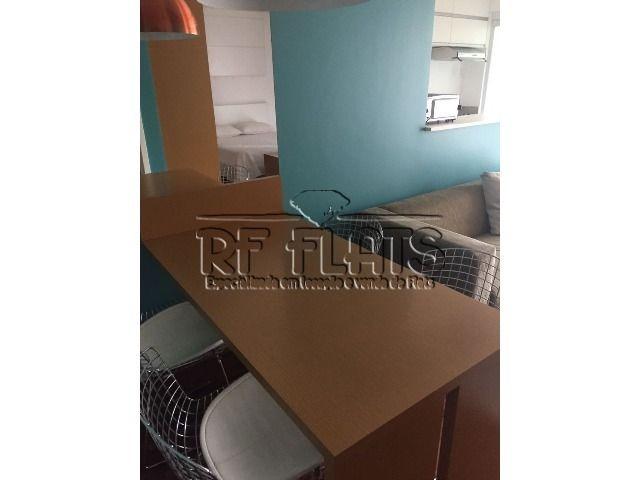 flat diogo home service para locação na vila nova conceição