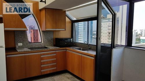 flat duplex campo belo  - são paulo - ref: 551834