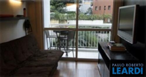 flat duplex moema pássaros  - são paulo - ref: 495136