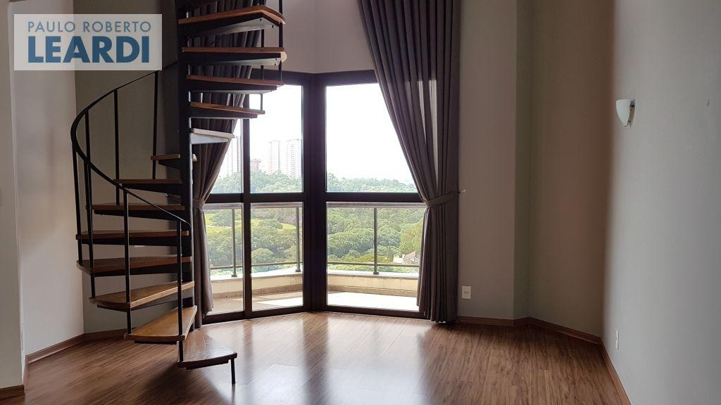 flat duplex morumbi  - são paulo - ref: 550283
