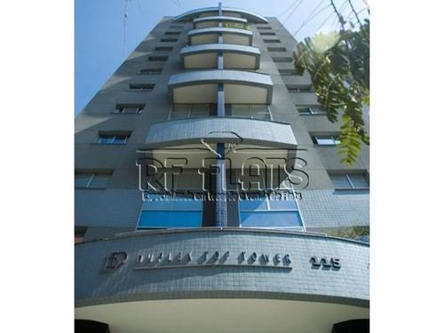 flat duplex top tower para locação em pinheiros
